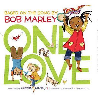 One Love by Cedella Marley - 9781452138558 Book