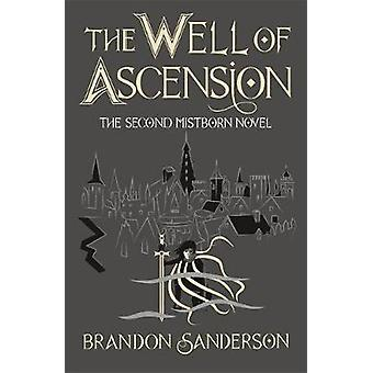 The Well of Ascension - Mistborn Book Two - 9781473223080 Book