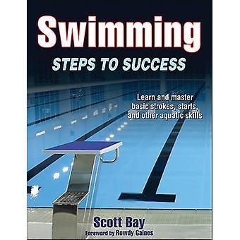 Swimming by Scott Bay - 9781492508441 Book