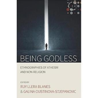 En impie - Ethnographies de l'athéisme et les non-croyants par Ruy Llera