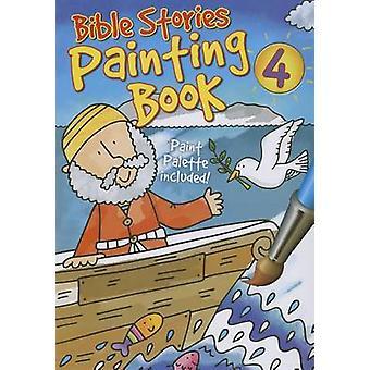 Historias de la Biblia libro 4 por Juliet David - Simon Abbott - 978185 de pintura