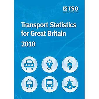 Transport statistics Great Britain 2010 (Transport Statistics for Great Britain)