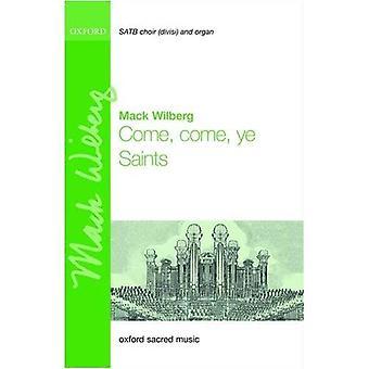 Komm, komm, Ihr Heiligen: Klavierauszug (Oxford Kirchenmusik)