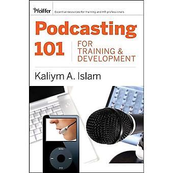 Podcasting 101 para treinamento e desenvolvimento: desafios, oportunidades e soluções