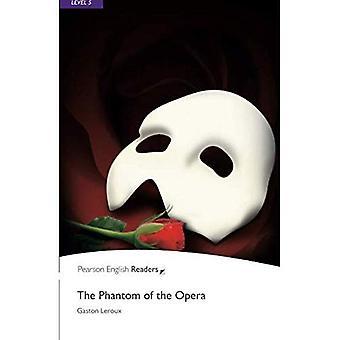 Het spook van de Opera: niveau 5 (Penguin Longman Penguin lezers)