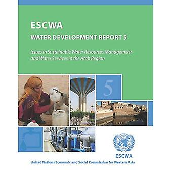 Issues in Sustainable Water Resources Management and Water Services in the Arab Region (ESCWA Series on Water...