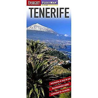 Tenerife inzicht Flexi kaart