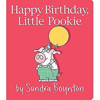 Happy Birthday, Little Pookie (Little Pookie) [Board book]