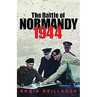 Slaget vid Normandie 1944:1944 den slutliga domen (Cassell militär pocketböcker)