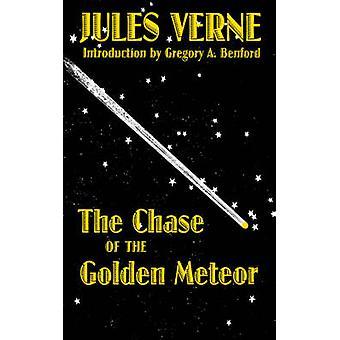 A perseguição do meteoro dourado por Verne & Jules