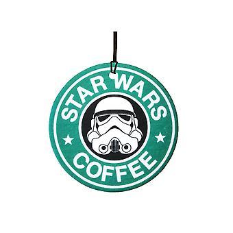 Star Wars kaffe bil luftfriskere