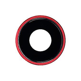 Czerwonego tylnego aparatu obiektyw dla iPhone XR