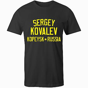 Sergey Kovalev Boxing Legend T-Shirt