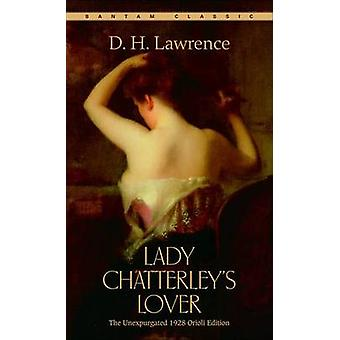 Lady Chatterley's Lover by David Herb Lawrence - 9780553212624 Book