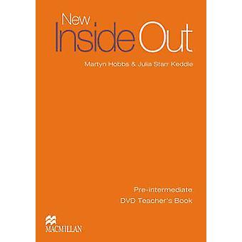 New Inside Out Pre-intermediate - DVD Teacher's Book by Sue Kay - Vaug