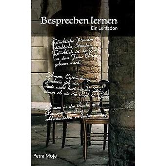Besprechen Lernen by Petra Moje - 9783744800631 Book