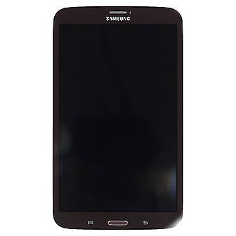 Samsung Galaxy Tab 3 8.0 braun LCD-Bildschirm | iParts4u