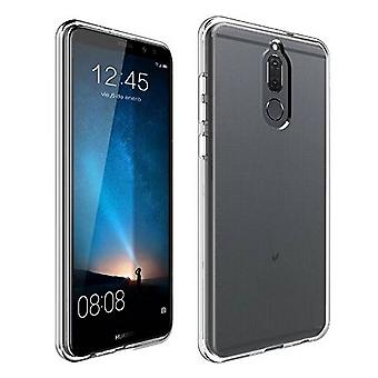 CoolSkin3T para Huawei Mate 10 Lite Blanco Transparente