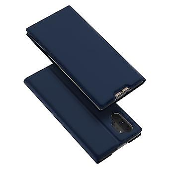 DUX DUCIS Pro Series case Samsung Galaxy Note 10 Plus-Dark Blue
