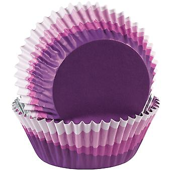 Standard Baking Cups 36 Pkg Purple Ombre W415cc 0632