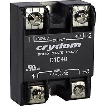 CRYDOM D1D20 Solid State Relay, DC utgang