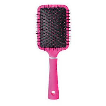 Bifull Racket brush Chic Rosa (Woman , Hair Care , Combs and brushes , Hair brushes)