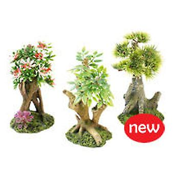 Classic For Pets Mini Bonsai Assort (Peces , Decoración , Adornos)