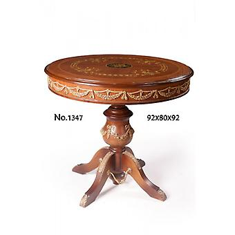 baroque table  antique style MoTa1401OfhInt