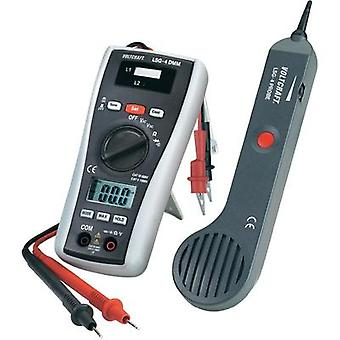 VOLTCRAFT LSG-4 Test leads measurement device, Cable and lead finder, 400 m