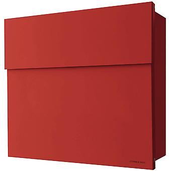 RAYON letterbox Letterman 4 Red Wall lettre boîte 560r