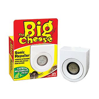 Big Cheese Sonic mus & rotte Repeller