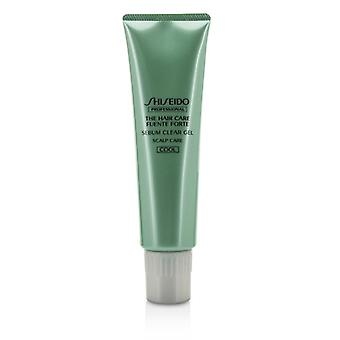 Shiseido The Hair Care Fuente Forte Sebum Clear Gel - # Cool (Scalp Pre-Cleaner) 150g/5oz