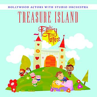 Hollywood Actors with Studio Orchestra - Treasure Island USA import