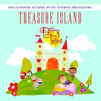 Hollywood-Schauspieler mit Studio Orchestra - Treasure Island USA import