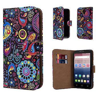 Design book for Alcatel Pixi 4 (5.0) 4G OT-5045 - Jellyfish