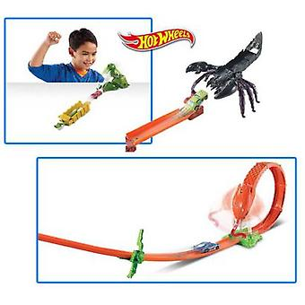 Hot Wheels Pista Acrobática Attack (Toys , Vehicles And Tracks , Parking And Circuits)