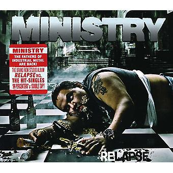 Ministry - Relapse [CD] USA import