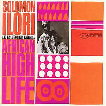 Solomon Ilori - afrikanska High Life [CD] USA import
