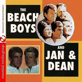 Beach Boys/Jan & Dean - Beach Boys/Jan & Dean [CD] USA import