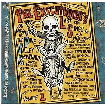 Pine Valley Cosmonauts - Executioner's Last Song [CD] USA import