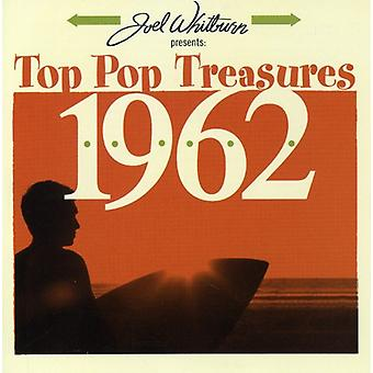 Joel Whitburn presenta: Top Pop Treaures - Joel Whitburn presenta: importación de Estados Unidos Top Pop Treaures [CD]