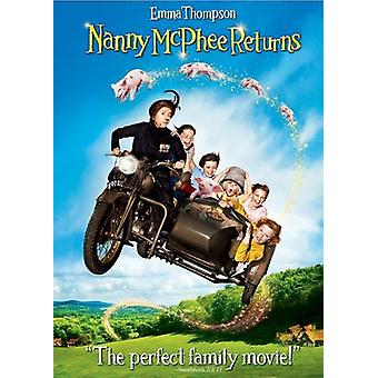 Nanny McPhee Returns [DVD] USA import