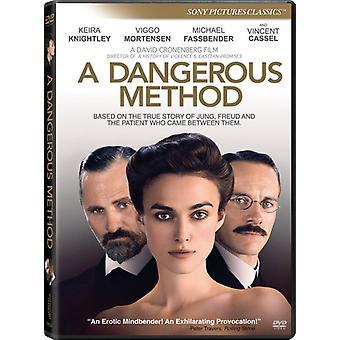 Importar de Estados Unidos de un método peligroso [DVD]