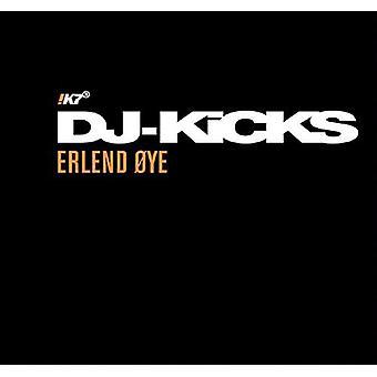 Erlend Oye - DJ-spark [CD] USA importerer