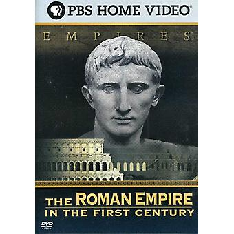 Roman Empire in the First Century [DVD] USA import