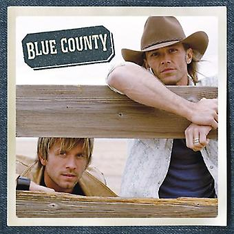 Blå County - blå län [CD] USA import