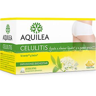 Aquilea Cellulite Aquilée 20 Filtres (Herboristerie , Infusions)