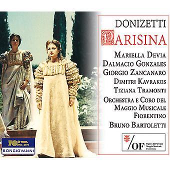 Donizetti, G. / Zancanaro, Giorgio / Devia, Mariella - Donizetti: Parisina [CD] USA import