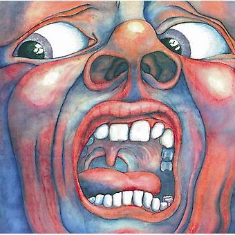 King Crimson - i retten i Crimson King [CD] USA importen