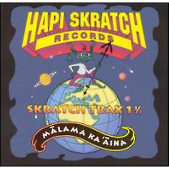 Skratch Trax 1 1/2 - Skratch Trax 1 1/2 [CD] USA import